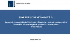 Korrupsioni në Kosovë 2 - Shtator 2014