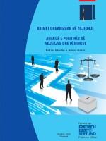 Krimi i Organizuar në Zgjedhje, analizë e politikës së ndjekjes dhe dënimeve - Qershor 2012