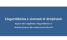 Llogaridhënia e sistemit të drejtësisë - Mars 2014