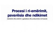 Procesi i ri-emërimit, pavarsia dhe ndikimet - 2011